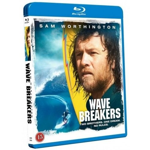 Wave Breakers - Blu-Ray