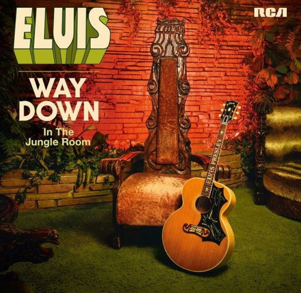 Elvis Presley - Way Down In The Jungle Room - Vinyl / LP