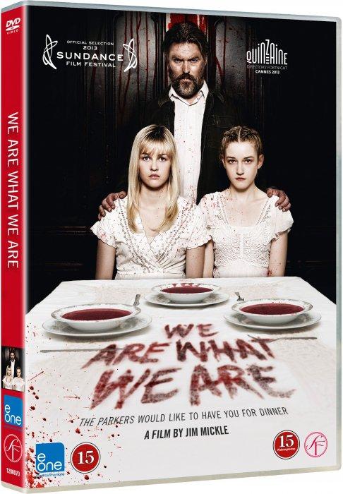 Billede af We Are What We Are - DVD - Film