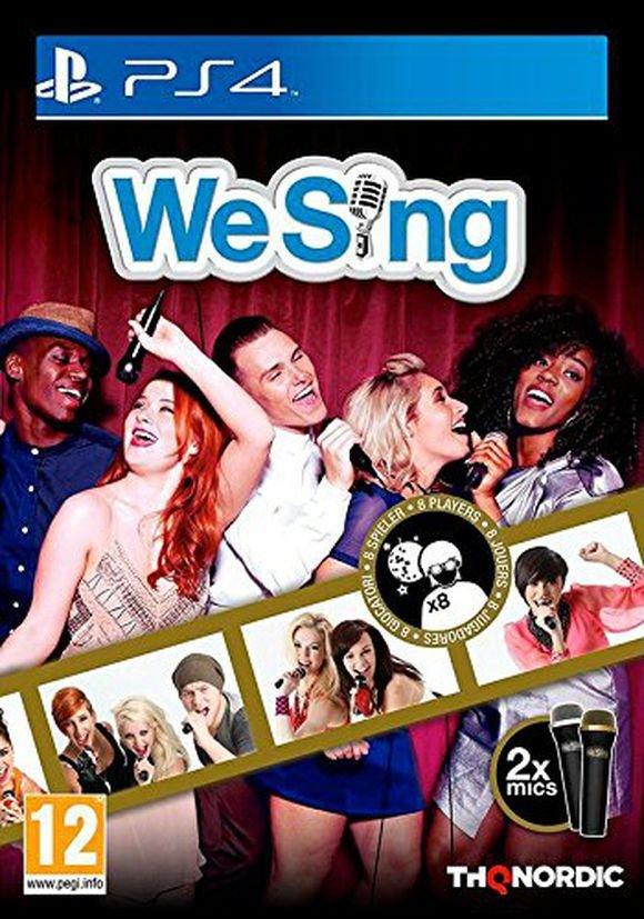 Image of   We Sing + 2-mic Bundle - PS4