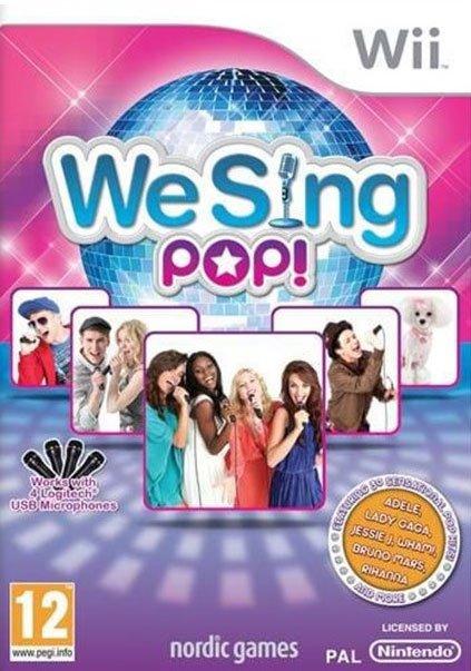 Image of   We Sing: Pop - Wii