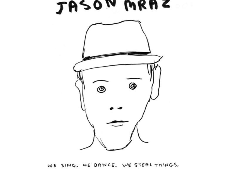 Image of   Jason Mraz - We Sing We Dance We Steal - CD