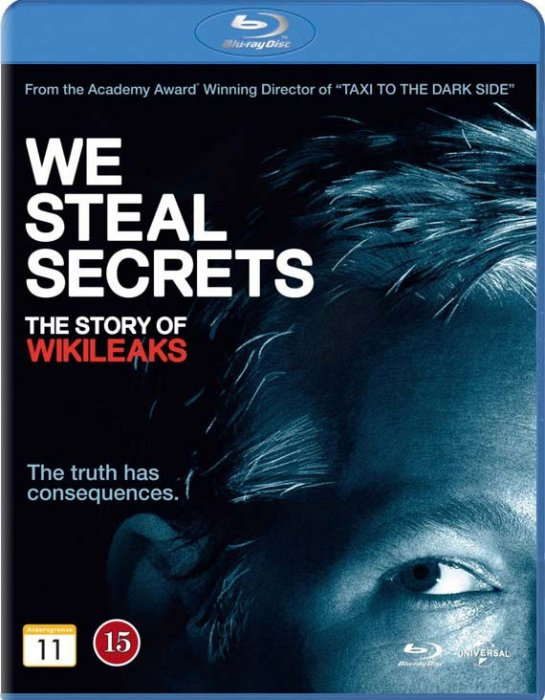 Image of   We Steal Secrets: The Story Of Wikileaks - Blu-Ray