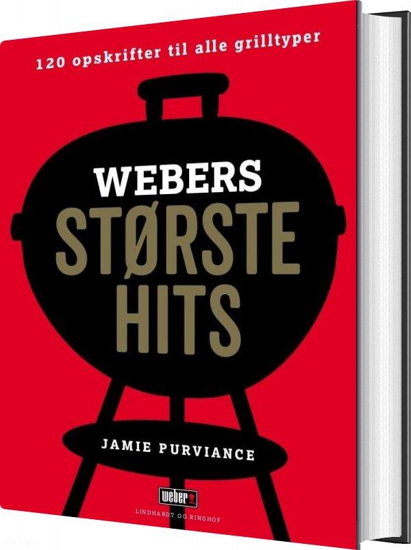 Webers Største Hits - Jamie Purviance - Bog