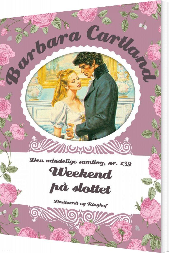 Weekend På Slottet - Barbara Cartland - Bog