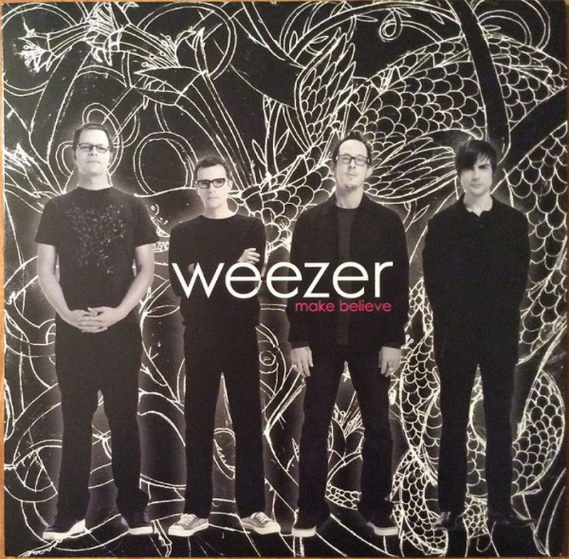 Image of   Weezer - Make Believe - Vinyl / LP