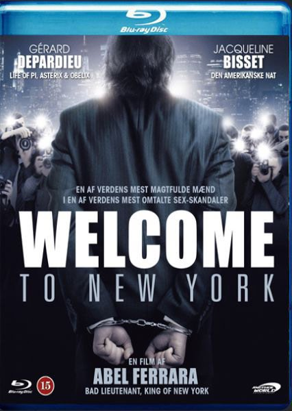Billede af Welcome To New York - Blu-Ray