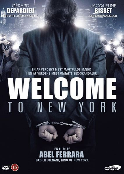 Billede af Welcome To New York - DVD - Film