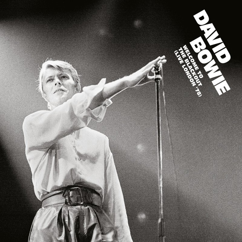 David Bowie - Welcome To The Blackout - Live London 78 - CD