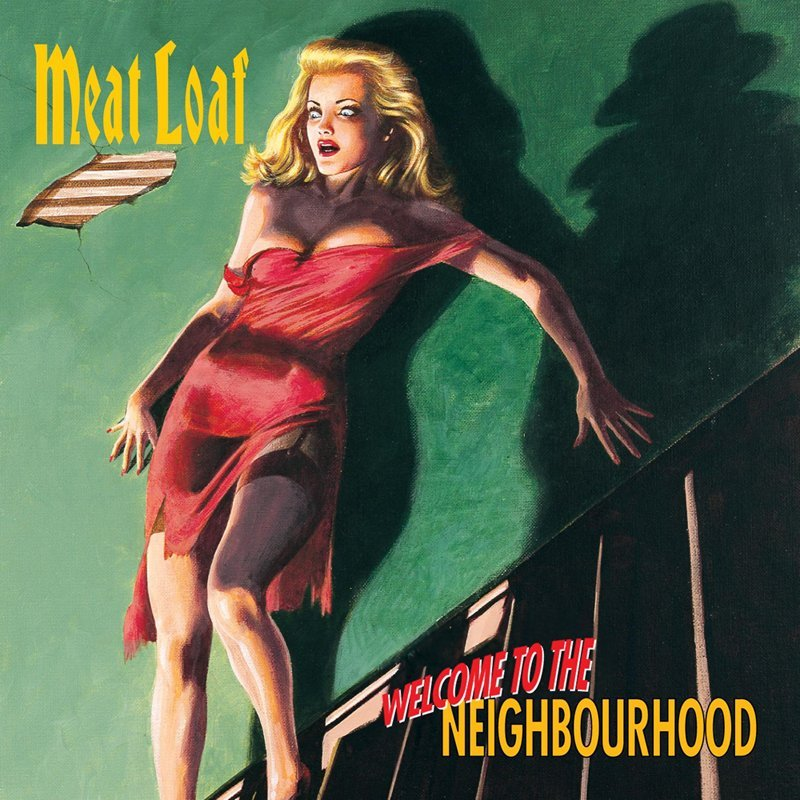 Image of   Meat Loaf - Welcome To The Neighbourhood - CD