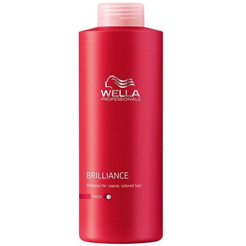 Wella Professionals Brilliance Conditioner - 1000 Ml.