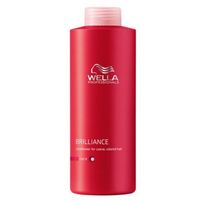 Wella Professionals Brilliance Conditioner Til Farvet Og Kraftigt Hår - 1000 Ml.