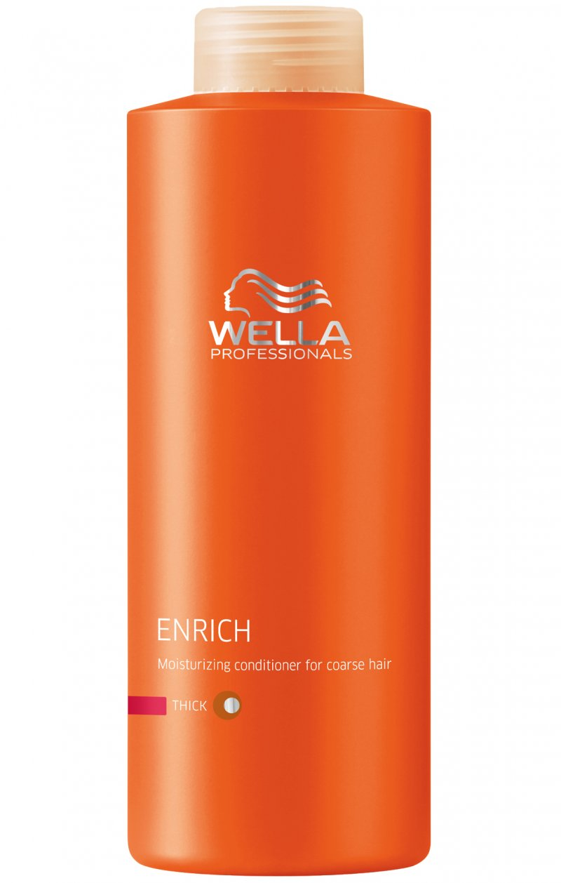 Wella Professionals Care Enrich Conditioner Til Tørt Og Kraftigt Hår - 1000 Ml.