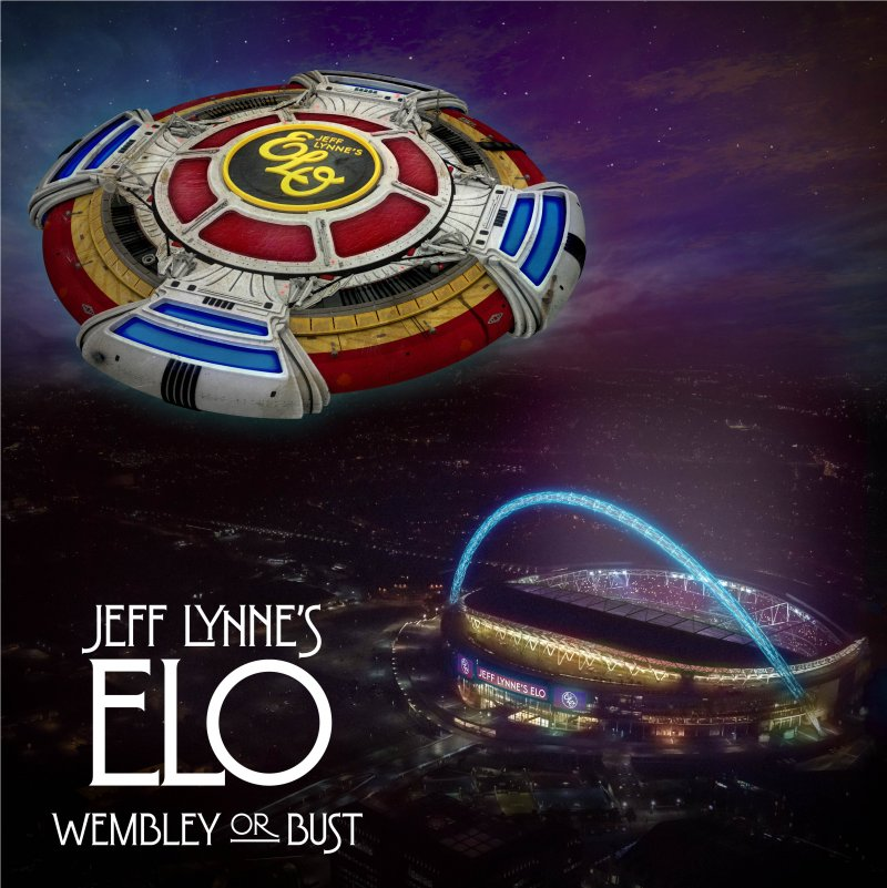 Image of   Jeff Lynnes Elo - Wembley Or Bust (cd+dvd) - CD