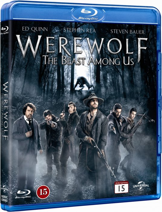 Image of   Werewolf - The Beast Among Us - Blu-Ray
