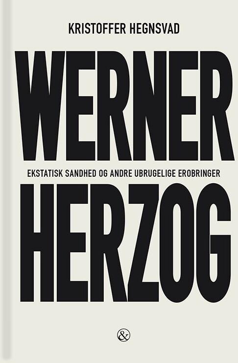 Werner Herzog - Kristoffer Hegnsvad - Bog