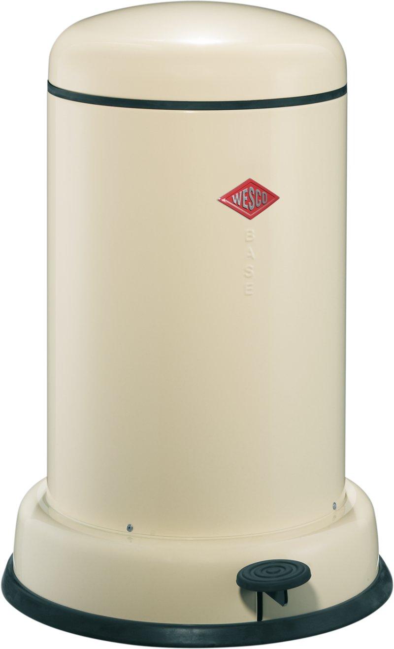 Image of   Wesco Pedalspand / Skraldespand - Baseboy 15 Liter - Almond