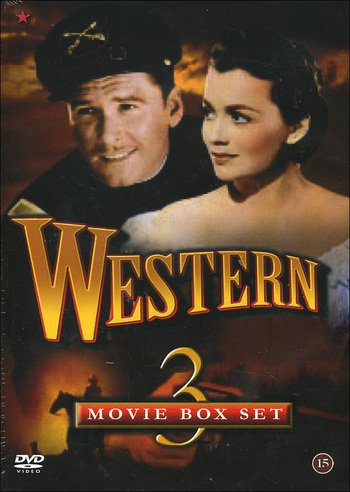 Western Box - DVD - Film