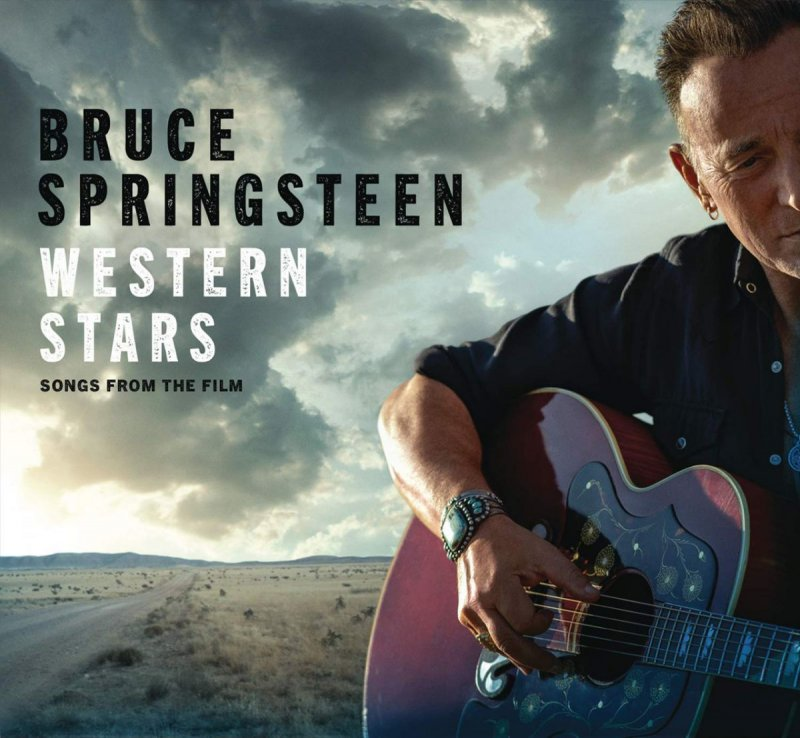 Image of   Bruce Springsteen - Western Stars - Songs From The Film - Deluxe Edition - CD