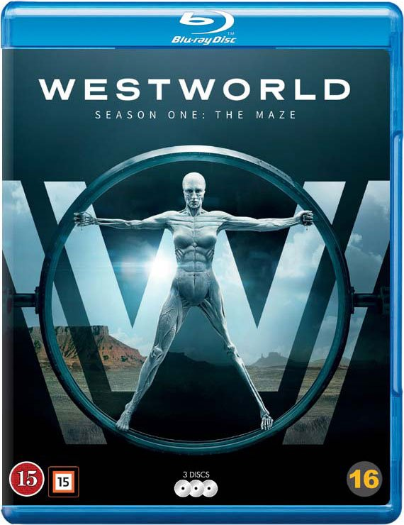 Image of   Westworld - Sæson 1 - Hbo - Blu-Ray - Tv-serie
