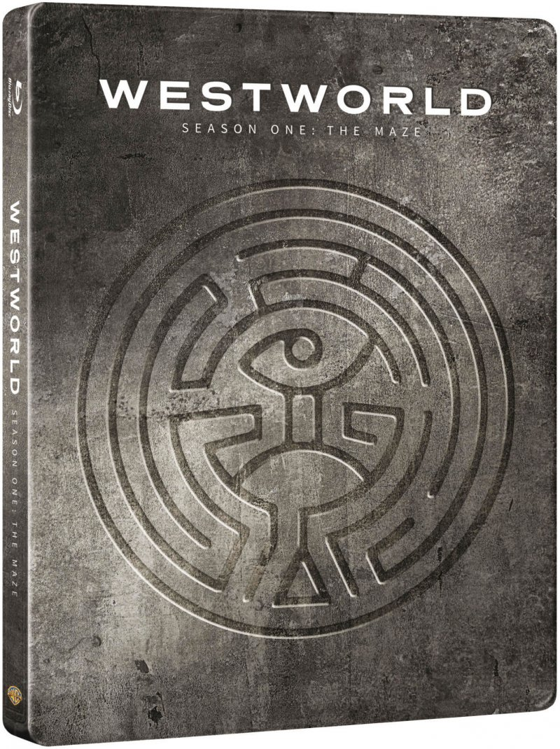 Image of   Westworld - Sæson 1 - Steelbook - Hbo - Blu-Ray - Tv-serie