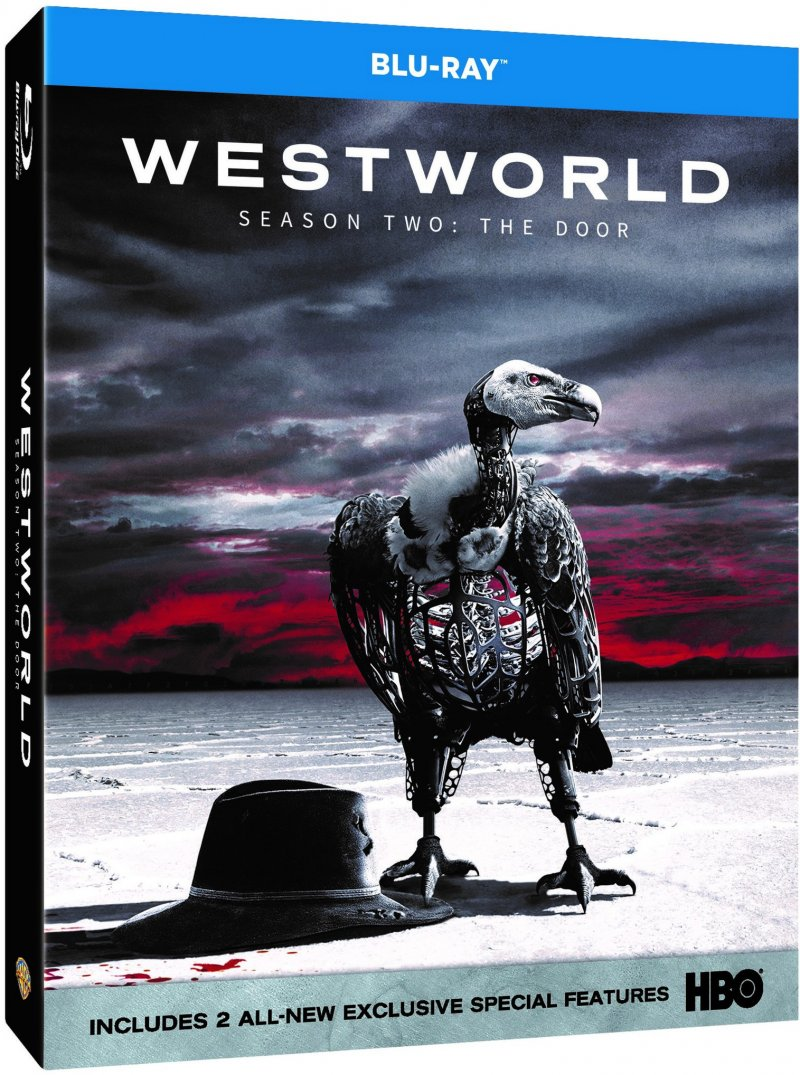 Image of   Westworld - Sæson 2 - Blu-Ray - Tv-serie