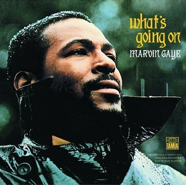 Image of   Marvin Gaye - Whats Going On - Lp - Vinyl / LP