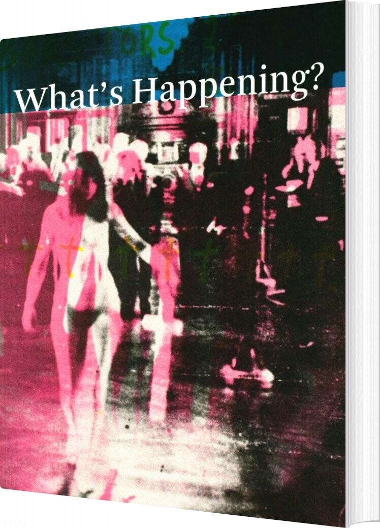 Image of   Whats Happening? - Birgitte Anderberg - Bog
