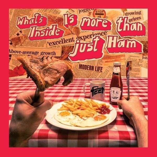 Billede af Feet - Whats Inside Is More Than Just Ham - CD