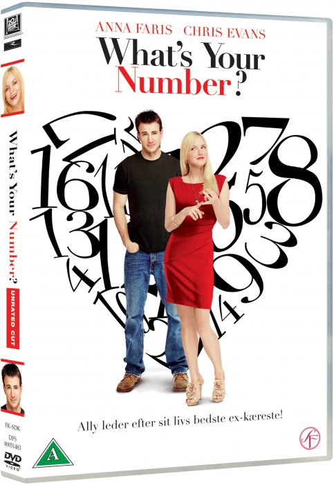 Whats Your Number - DVD - Film