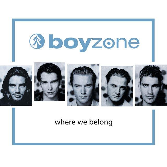 Billede af Boyzone - Where We Belong - CD