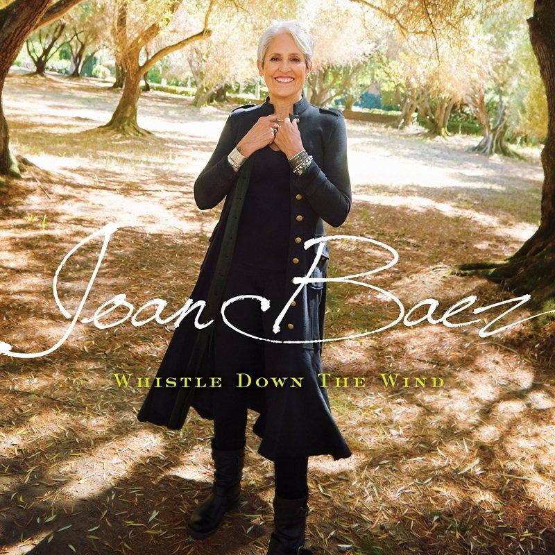 Joan Baez - Whistle Down The Wind - Vinyl / LP