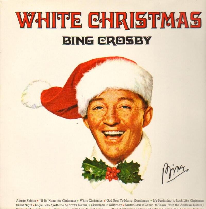 Image of   Bing Crosby - White Christmas - CD