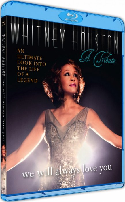 Image of   Whitney Houston A Tribute - We Will Always Love You - Blu-Ray