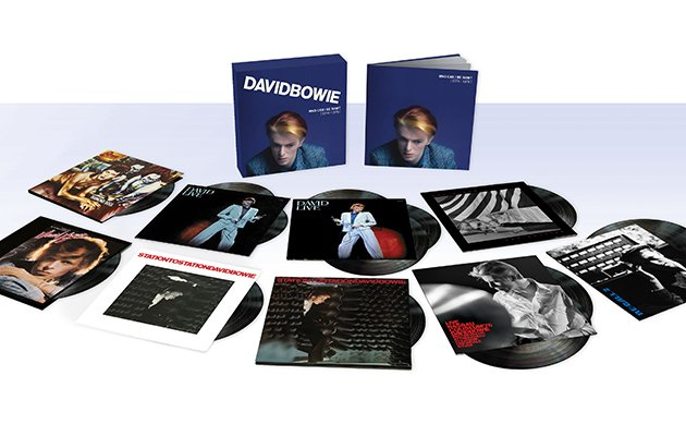 David Bowie - Who Can I Be Now? - Vinyl / LP