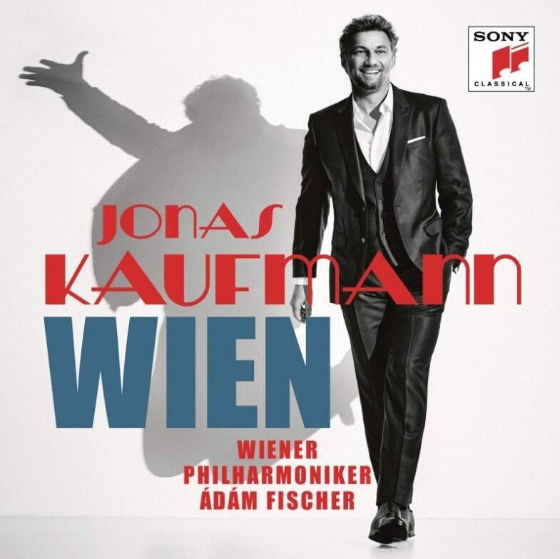 Image of   Jonas Kaufmann - Wien - Wiener Philharmoniker Adam Fischer - CD