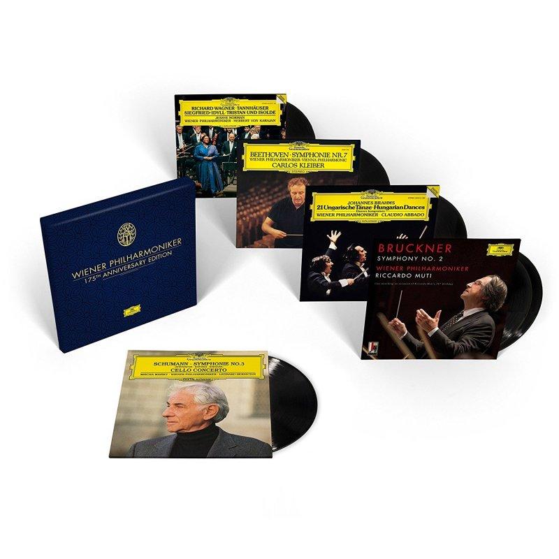Image of   Wiener Philharmoniker - Wiener Philharmoniker - 175th Anniversary Edition - Vinyl / LP