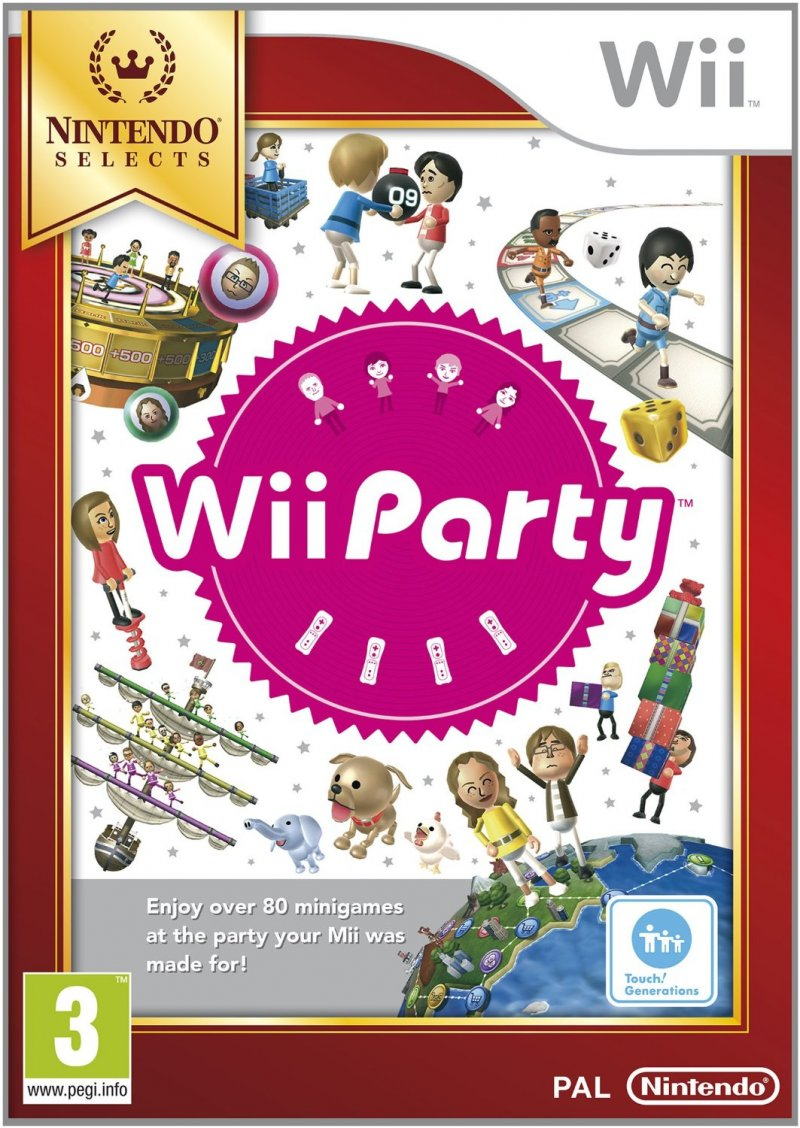 Image of   Wii Party - Wii