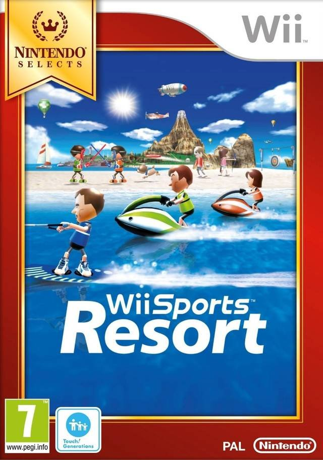 Image of   Wii Sport Resort (select) - Wii