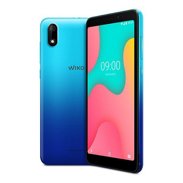 "Image of   Wiko Mobile Y60 Smartphone - 5,45"" Display - 6mp Kamera - 16gb - Blå"