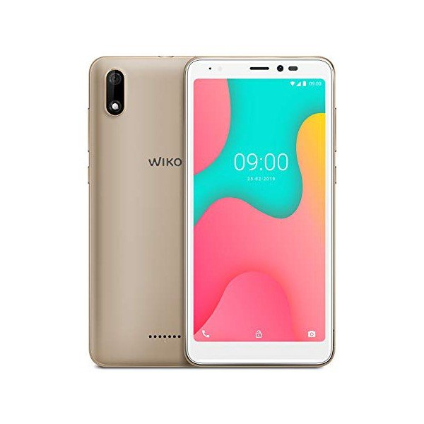 "Image of   Wiko Mobile Y60 Smartphone - 5,45"" Display - 6mp Kamera - 16gb - Guld"