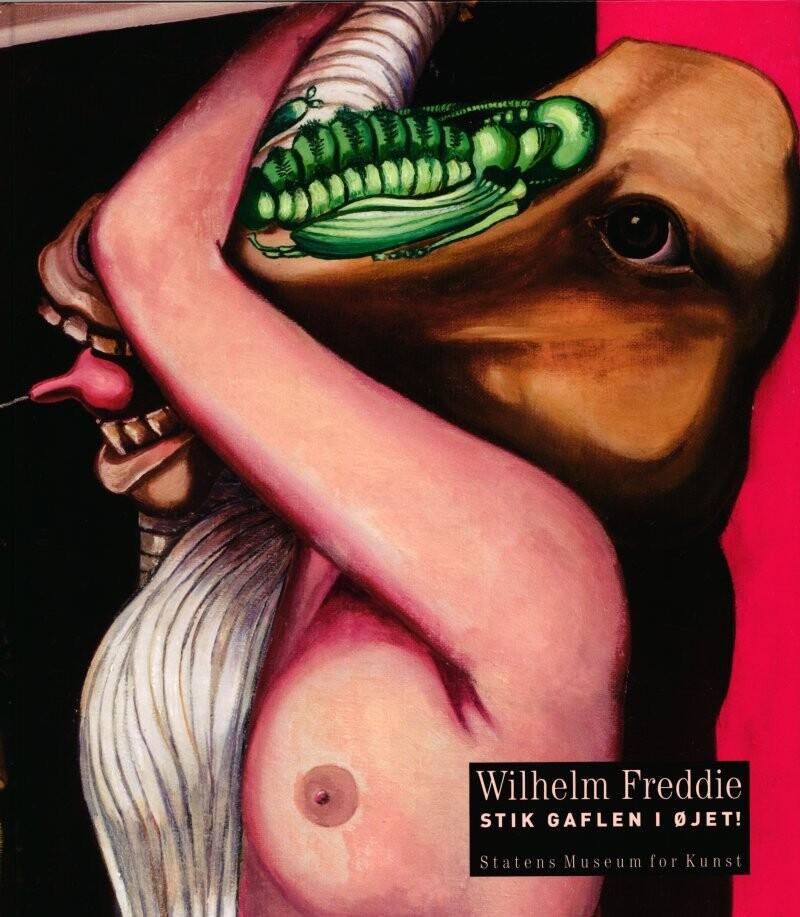 Wilhelm Freddie - Dorthe Aagesen - Bog