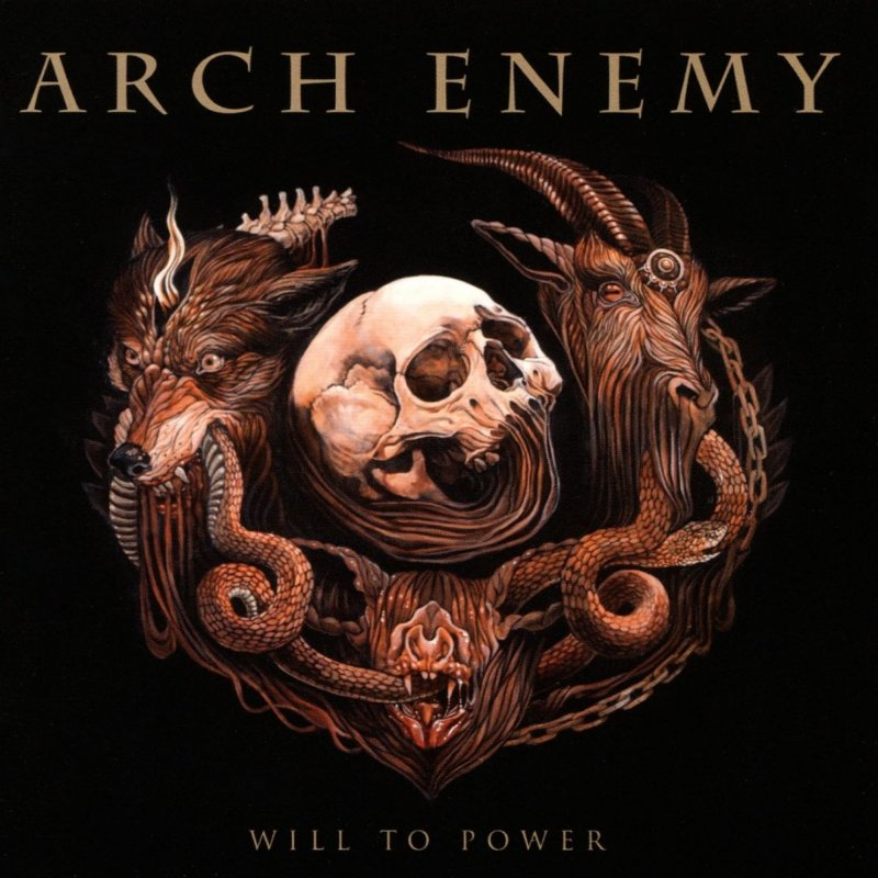 Image of   Arch Enemy - Will To Power - Digipak - CD