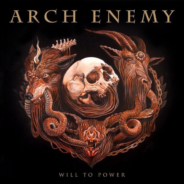 Image of   Arch Enemy - Will To Power - Vinyl / LP