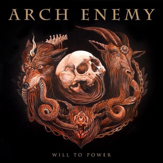 Image of   Arch Enemy - Will To Power - CD