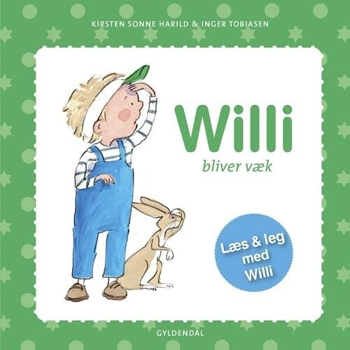 Image of   Willi Bliver Væk - Kirsten Sonne Harild - Bog