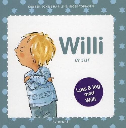 Image of   Willi Er Sur - Kirsten Sonne Harild - Bog