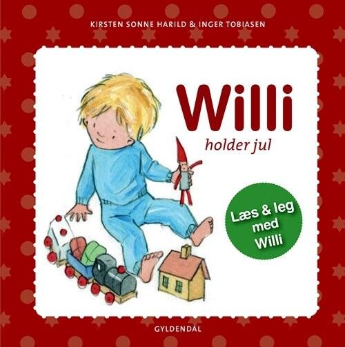 Willi Holder Jul - Inger Tobiasen - Bog