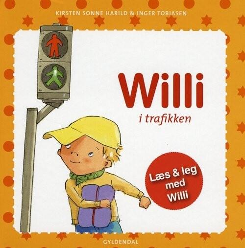 Image of   Willi I Trafikken - Kirsten Sonne Harild - Bog