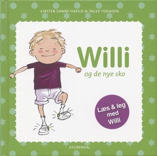 Image of   Willi Og De Nye Sko - Kirsten Sonne Harild - Bog